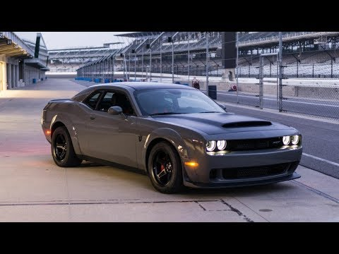 Is The Dodge Demon Worth The $100,000 Price Tag?
