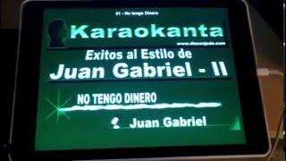 Transferir y reproducir Karaokes en iPad con la app gratuita Karaoke HD,