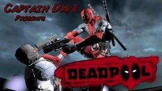 Deadpool: Walkthrough Part 2 - Nakatomi Plaza V2