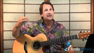 Fire Lake - Guitar Lesson Preview - Bob Seger