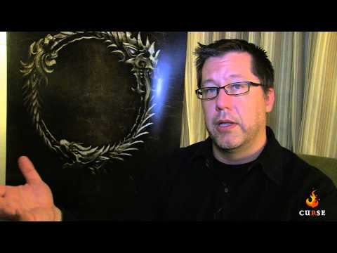 The Elder Scrolls Online - Creative Director Interview