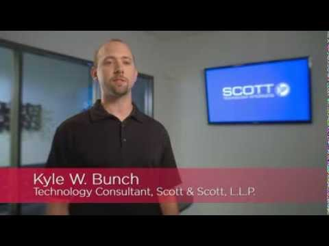 Case Study: Scott and Scott Law Firm - Legal Industry Solutions - Renta Phone System