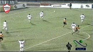 ملخص مباراة .. الزمالك والمنصورة (1- 0 ) موسم 2000-2001 بالدوري المصري