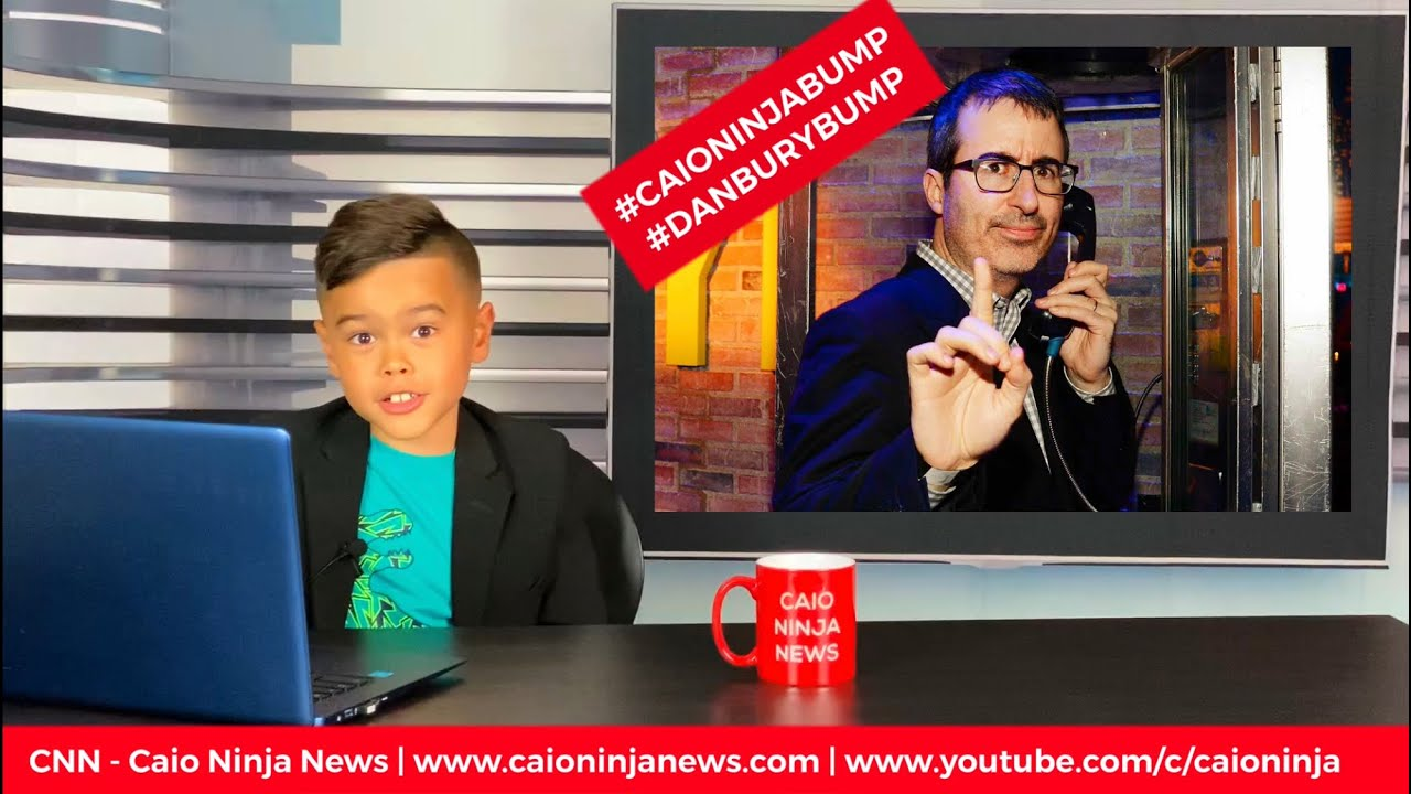 CNN - Caio Ninja News | Episode 44 | Caio Ninja Bump