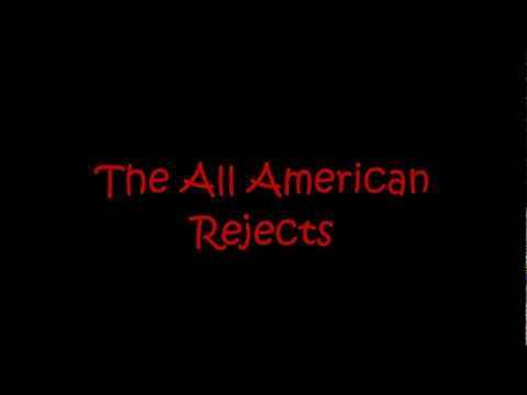 The All American Rejects - Dirty Little Secret (Lyrics)