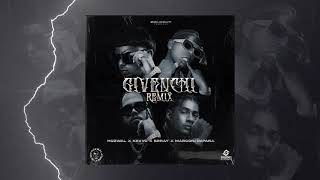 Hozwal Feat Kevvo x Brray x Marconi Imparra - GIVENCHI | REMIX [Video Cover]