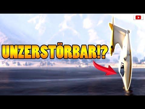 😂UNZERSTÖRBAR!? Seabreeze Live Tuning+Test!😂[GTA 5 Online Smugglers Run Update DLC]
