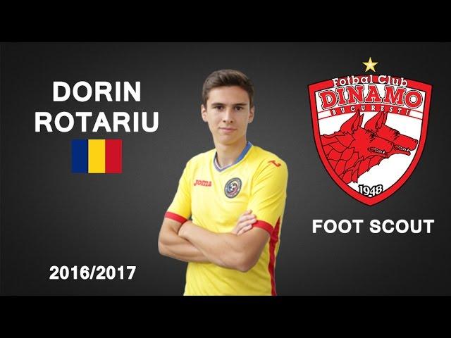 DORIN ROTARIU   Dinamo Bucureşti   Goals, Skills, Assists   2016/2017 (HD)