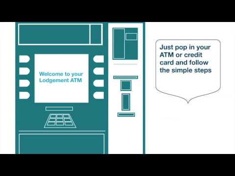 Lodgment ATM Demo