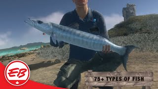 Pro Fishing Simulator: Features Trailer - BigBen Interactive | EB Games