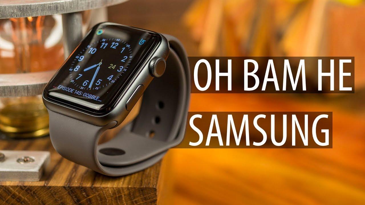 15266882 Обзор Apple Watch Series 3. Правильные смарт-часы или аксессуар для тех, у  кого нет лишнего времени.