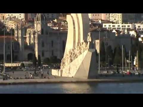 Cruise destination: Lisbon, Portugal