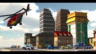 Лего Сити игра - Пожарный Вертолёт (Lego City Fire Helicopter)