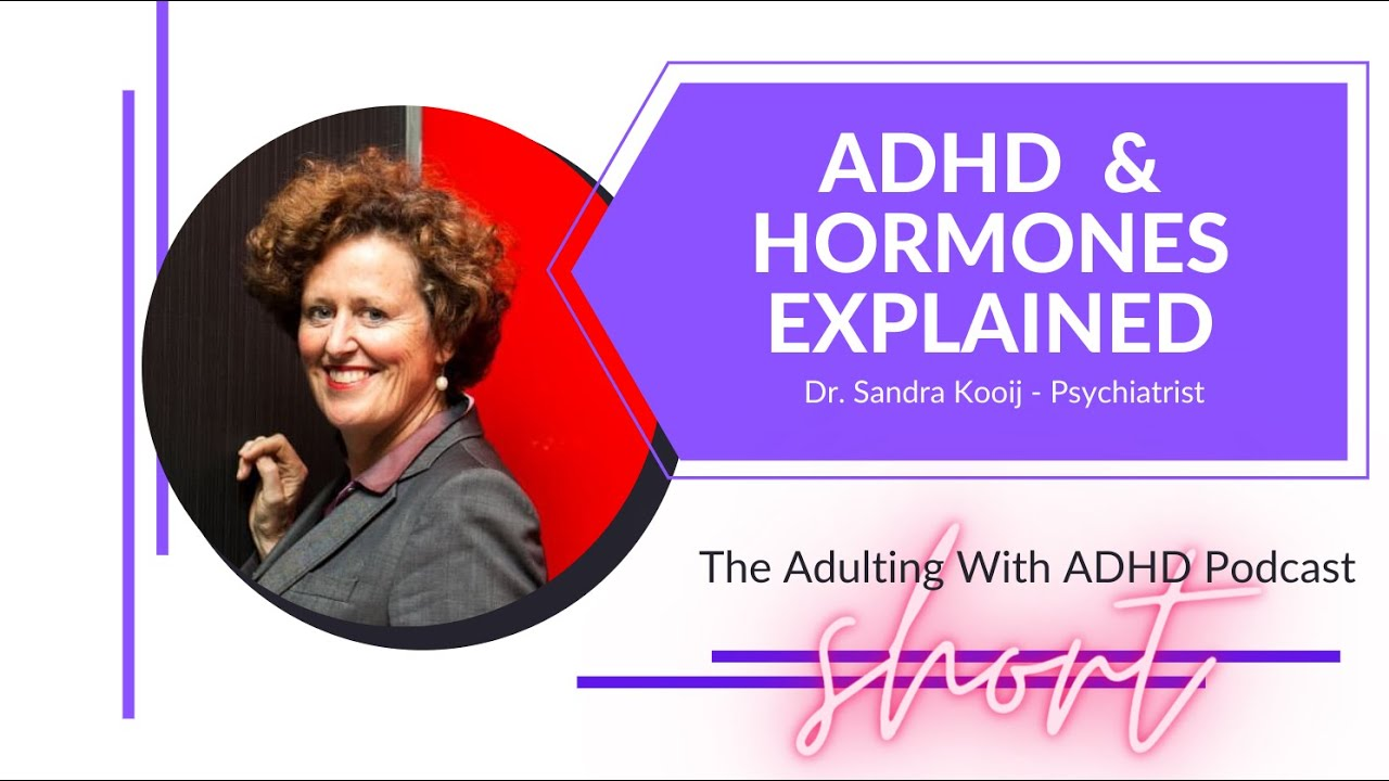 Download ADHD & Hormone Challenges in Women Explained