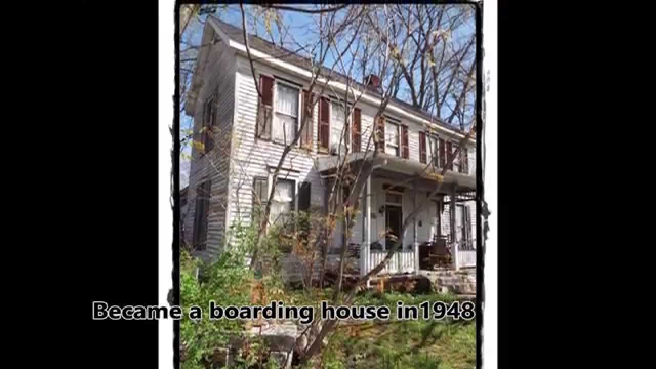 Old Rooming House New Harmony