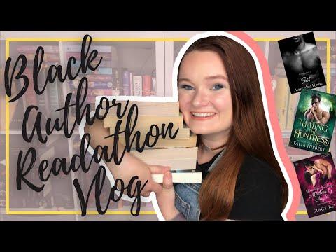 Black Author Readathon Vlog!!❤️