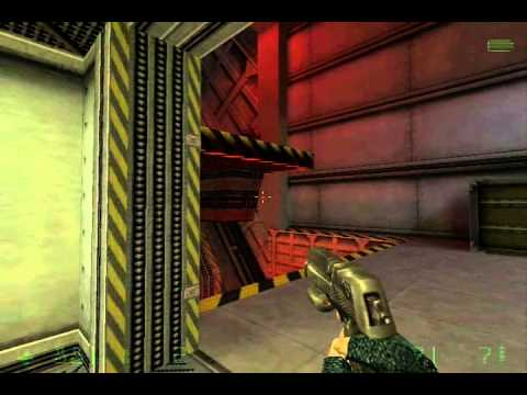 Opposing Force (100%) Walkthrough (Chapter 2: Welcome to Black Mesa)