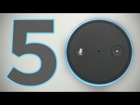 50 Alexa Voice Commands (Amazon Echo)