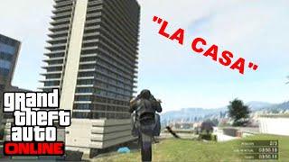 La Casa - Carreras - GTA ONLINE - ZACK90