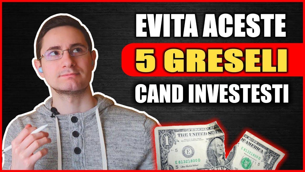 unde să investești și cum să faci bani rapid