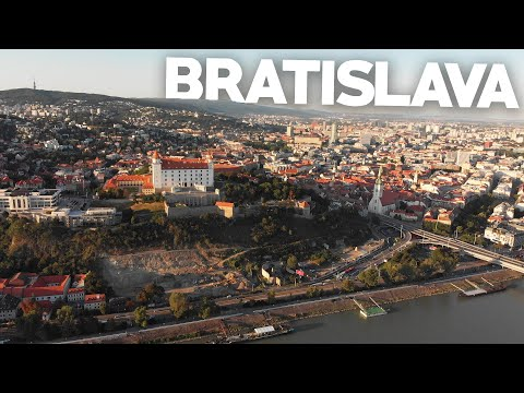 Bratislava Slovakia Travel Guide - Everything you need to know.