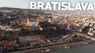 Bratislava Slovakia Travel Guide - Everything you need to know.