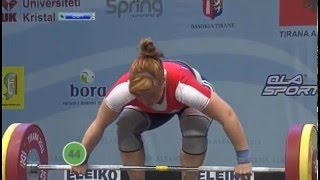 2013 European Championships Women 69 Kg