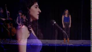 """Jennifer Apple - """"Focus on Your Hands"""" (Rae Covey) at Under the Arch Incubator Cabaret (March, 2020)"""