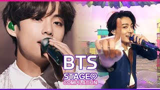 💜 2020 BTS(방탄소년단) Stage Compilation I KBS WORLD TV