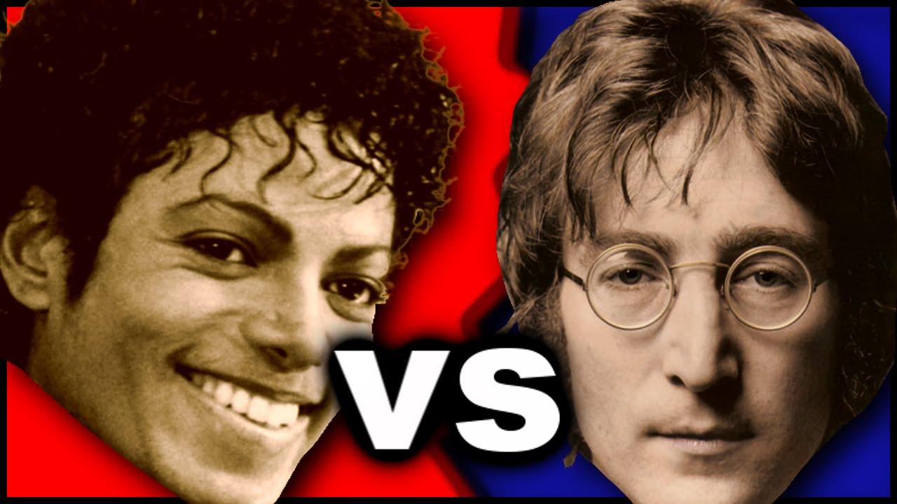 Michael Jackson Vs The Beatles