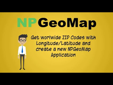NPGeoMap - adding worldwide zip codes to QlikView Geo Visualization