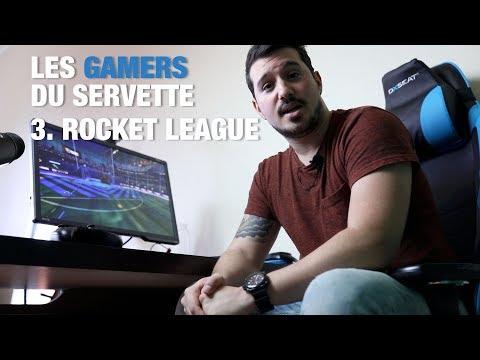 Les gamers du Servette: Rocket League