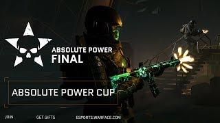 Warface - Absolute Power LAN Finals