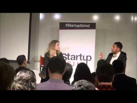Startup Grind NYC hosts Gerard Adams of Elite Daily