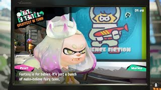 Splatoon 2 - Splatfest Announcement: Sci-Fi VS Fantasy!