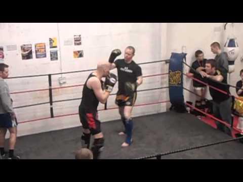 Jan Schouten Eilean Siar Muay Thai @Eclipse Glasgow Interclub March 2011