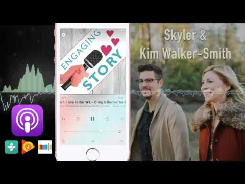 ❤️Story: Kim Walker-Smith & Skyler Smith - Full Podcast Episode 🎧
