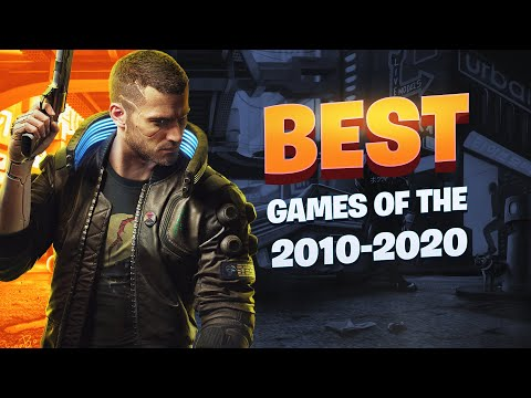 Top 100 Games Of The Decade (2010-2020) thumbnail