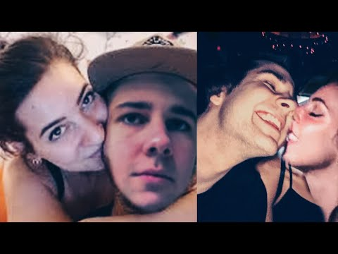 oh, so this is why gabbie didn't talk about david and liza's breakup (theory)
