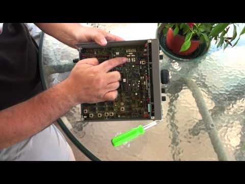 Elecraft K2 Disassembly and Reassembly - YouTube