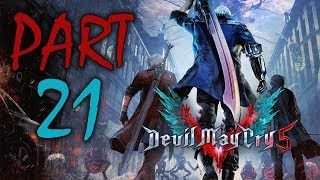 """Devil May Cry 5 - Let's Play - Part 21 - """"True Power (Ending)"""" 