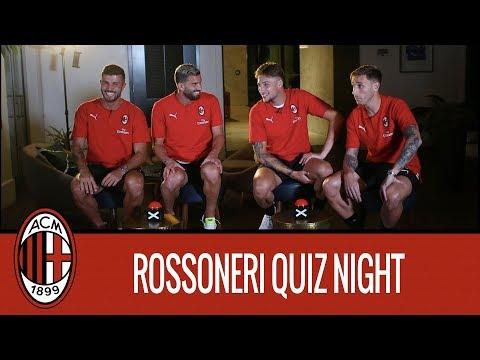 ICC 2019 | Rossoneri Quiz Night