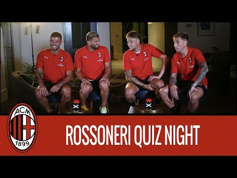 ICC 2019 | Rossoneri Quiz Night