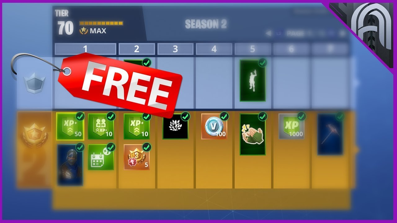 Free Battle Pass How To Get Every Battle Pass For Free Youtube