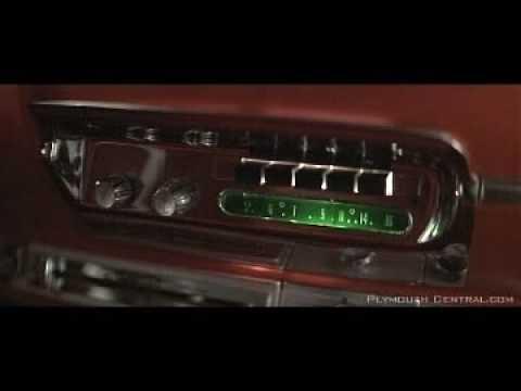 "Christine's Radio ""Little Pretty One"" Movie sound track"