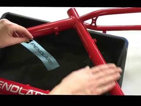 BICYCLE WATER SLIDE DECALS FRAME APPLICATION YouTube - How to make waterslide decals at home