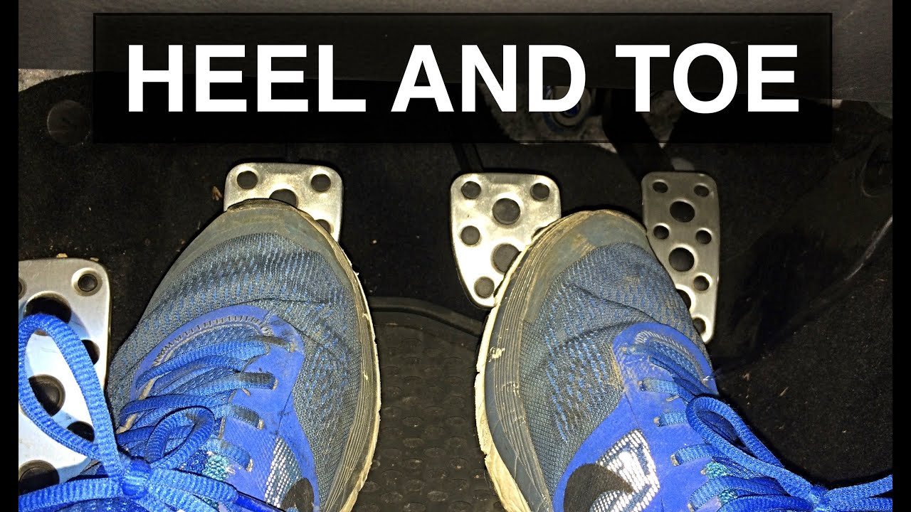 Heel To Toe >> What Is Heel Toe Downshifting