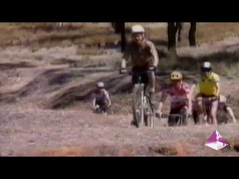 Adelaide 730 Report About a Romantic Mountain Biking Couple