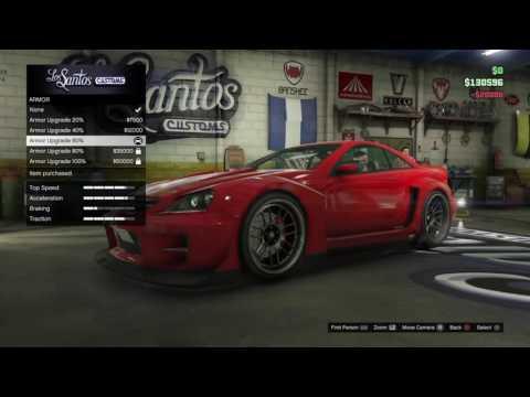 GTA 5 BUYING NEW CAR + CUSTOMIZATION