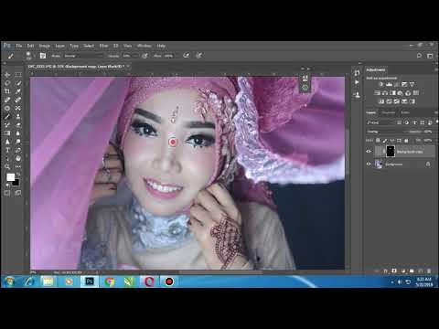 how to airbrush skin in photoshop cc 2017 - Media Tutorial
